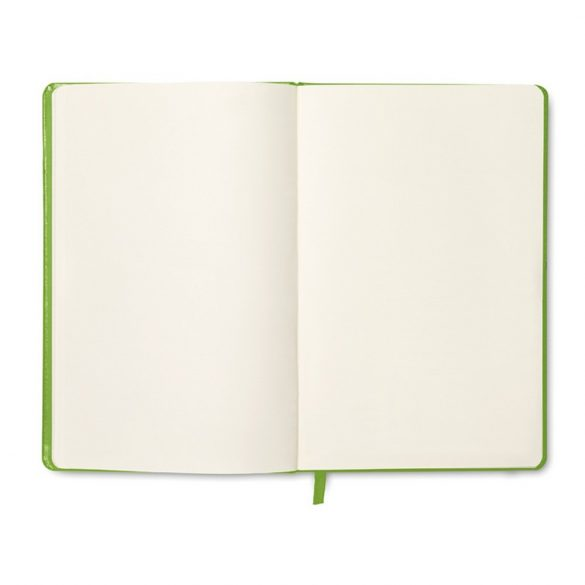 Carnet PU cu 96 de pagini, Paper, lime