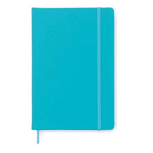 Agenda A5 cu 96 de pagini, Paper, turquoise
