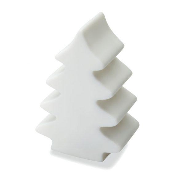 Luminite in forma de bradut., Plastic, white
