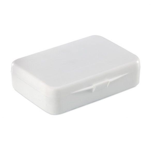 Trusa de prim ajutor, plastic, Everestus, TSPA15, alb