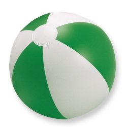 Minge de plaja gonflabila, PVC, green