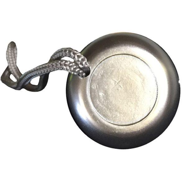 Umbrela pliabila cu deschidere manuala, 21 inch, 3 sectiuni, poliester, Everestus, 8IA19130, alb