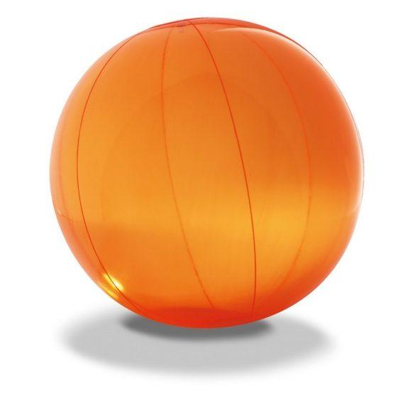 Minge de plaja gonflabila, Everestus, EGB048, pvc, portocaliu