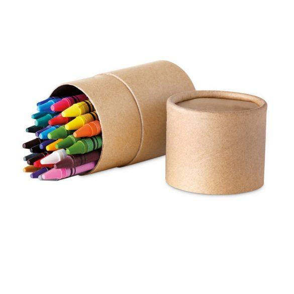 30 creioane cerate, Cardboard, beige