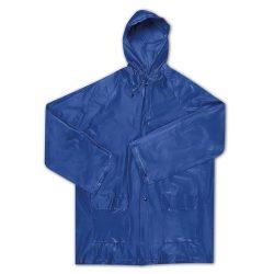 Pelerina de ploaie cu gluga, Everestus, 20IAN1191, Albastru, EVA