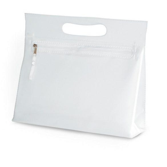 Borseta transparenta din PVC, transparent