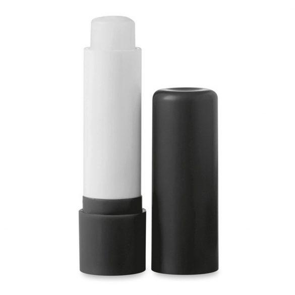 Balsam natural pentru buze, Plastic, black