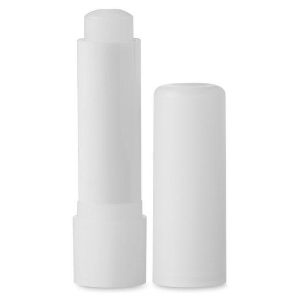 Balsam natural pentru buze, Plastic, transparent