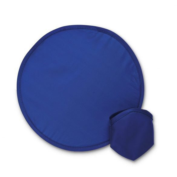 Frisbee pliabil din nailon, poliester, blue