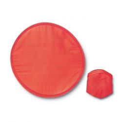 Frisbee pliabil din nailon, poliester, red