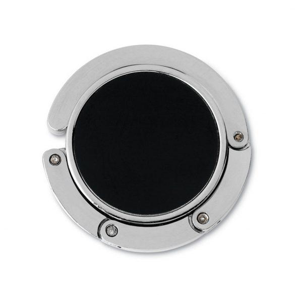 Dispozitiv de agatat poseta, Alloy zinc, black
