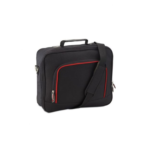 Geanta laptop, poliester, black