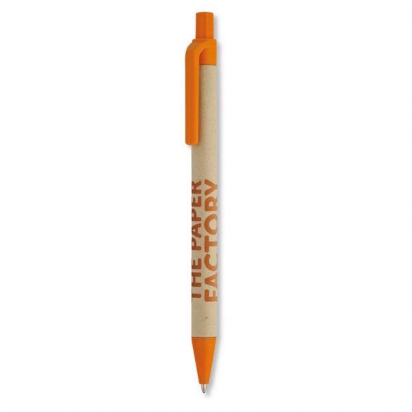 Pix biodegradabil, Carton, orange