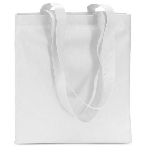 Sacosa de cumparaturi netesut, white