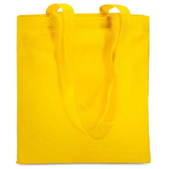 Sacosa de cumparaturi netesut, yellow