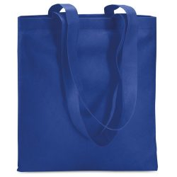 Sacosa de cumparaturi netesut, royal blue