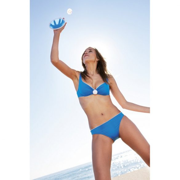 Set minge cu ventuze, Plastic, blue