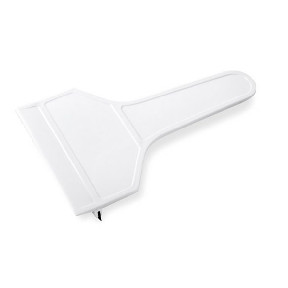Racleta de gheata, Plastic, white