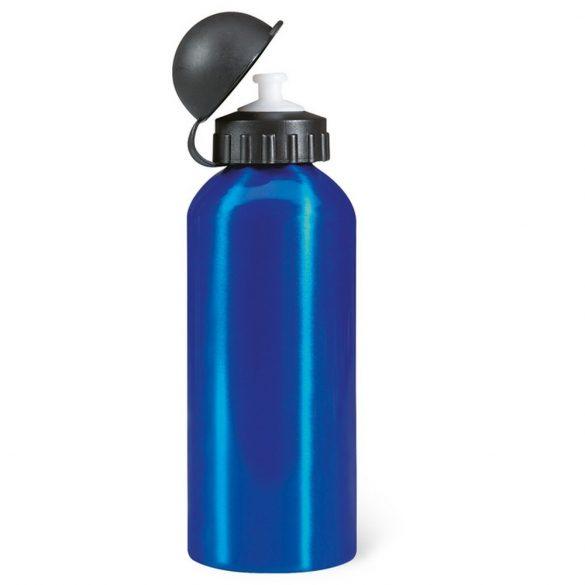 Sticla de apa 600 ml, Everestus, 20IAN1484, Albastru, Metal