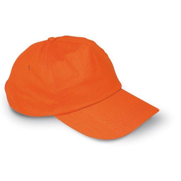 Sapca de baseball, bumbac, orange