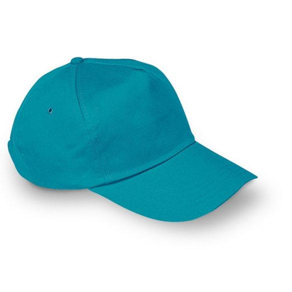 Sapca de baseball, bumbac, turquoise