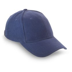 Sapca de baseball bumbac, Brushed, blue