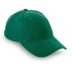 Sapca de baseball bumbac, Brushed, green