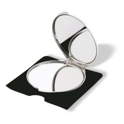 Oglinda de aluminiu, aluminiu, matt silver