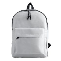 Rucsac din poliester 600D, white