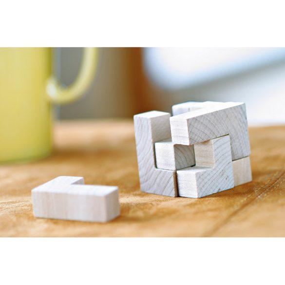Puzzle 7 piese din lemn, Wood, wood