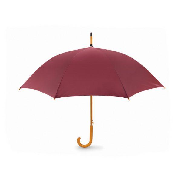 Umbrela cu deschidere automata 23 inch, Everestus, 20IAN797, Burgundy, Poliester 190T