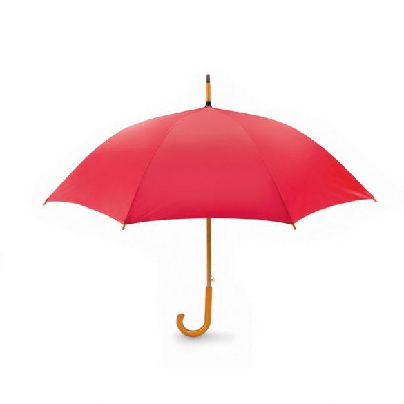 Umbrela cu deschidere automata 23 inch, Everestus, 20IAN802, Rosu, Poliester 190T