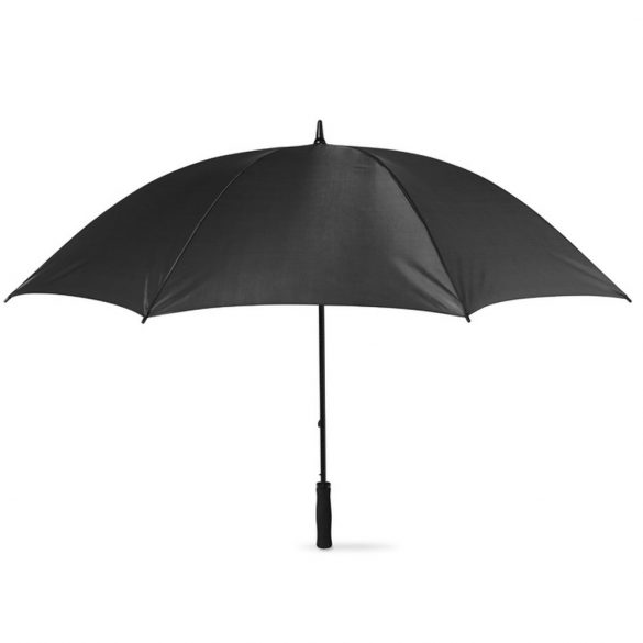 Umbrela 30 inch, rezistenta la vant, maner EVA, Everestus, 20IAN832, Alb, Poliester 190T