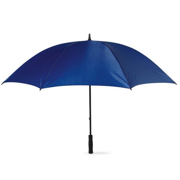 Umbrela 30 inch, maner EVA, rezistenta la vant, Everestus, 20IAN839, Albastru, Poliester 190T
