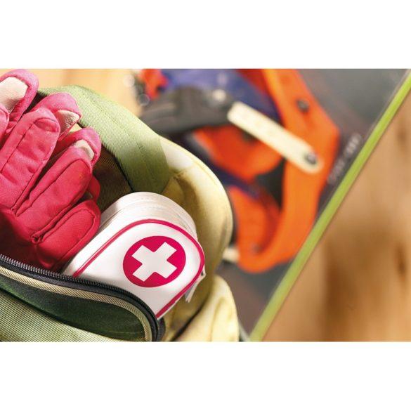 Trusa de prim ajutor, pvc, Everestus, TSPA19, rosu