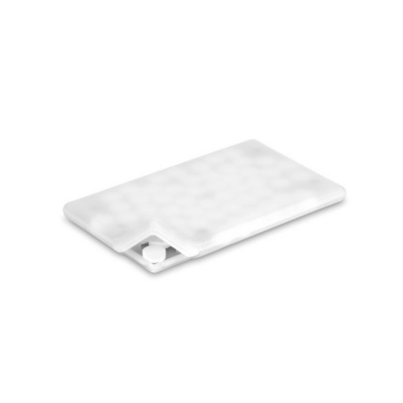 Cutie dropsuri de menta, Plastic, white