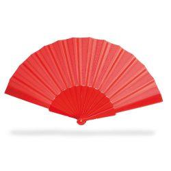 Evantai, Plastic, red