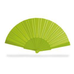 Evantai, Plastic, lime