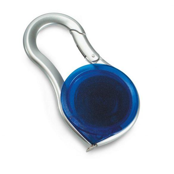 Ruleta cu carabina. 2 m, Plastic, transparent blue