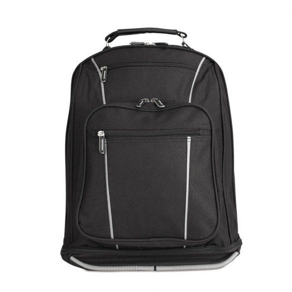 Rucsac pentru Laptop 13 inch, poliester, Everestus, GL26, negru