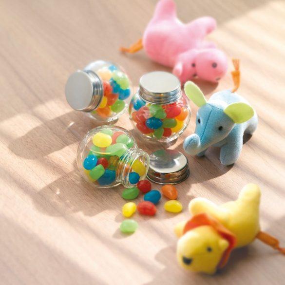 Borcan cu bomboane, Glass, multicolor