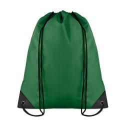 Rucsac cu cordon, poliester, green