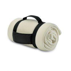 Patura de picnic confortabila, 150x120 cm, Everestus, PP06, poliester, bej, saculet de calatorie inclus