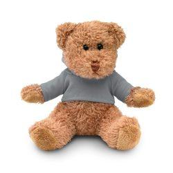 Ursulet din plus cu tricou, grey