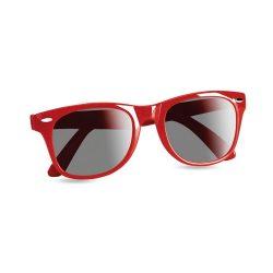 Ochelari de soare protectie UV, policarbonat, red