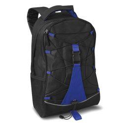 Rucsac pentru calatorii, poliester, Everestus, RU31, albastru, saculet de calatorie si eticheta bagaj incluse