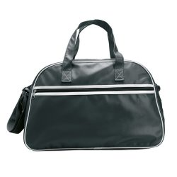 Geanta sport de bowling, pvc, Everestus, GS3, negru, saculet de calatorie si eticheta bagaj incluse