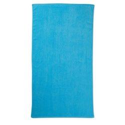 Prosop de plaja 140x70 cm, bumbac, Everestus, PP1, albastru