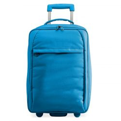 Trolley, materiale multiple, royal blue