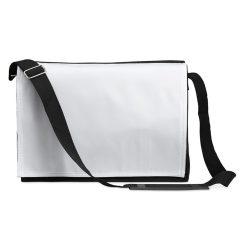 Geanta de umar pentru documente, microfibra, Everestus, GD1, negru, saculet de calatorie si eticheta bagaj incluse